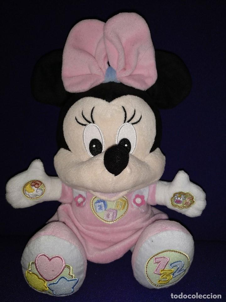 Muñecas Modernas: Lote de 4 muñecas Minnie de Disney,la mas grande mide 75 cm. - Foto 8 - 102080731