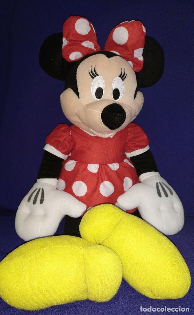Muñecas Modernas: Lote de 4 muñecas Minnie de Disney,la mas grande mide 75 cm. - Foto 9 - 102080731