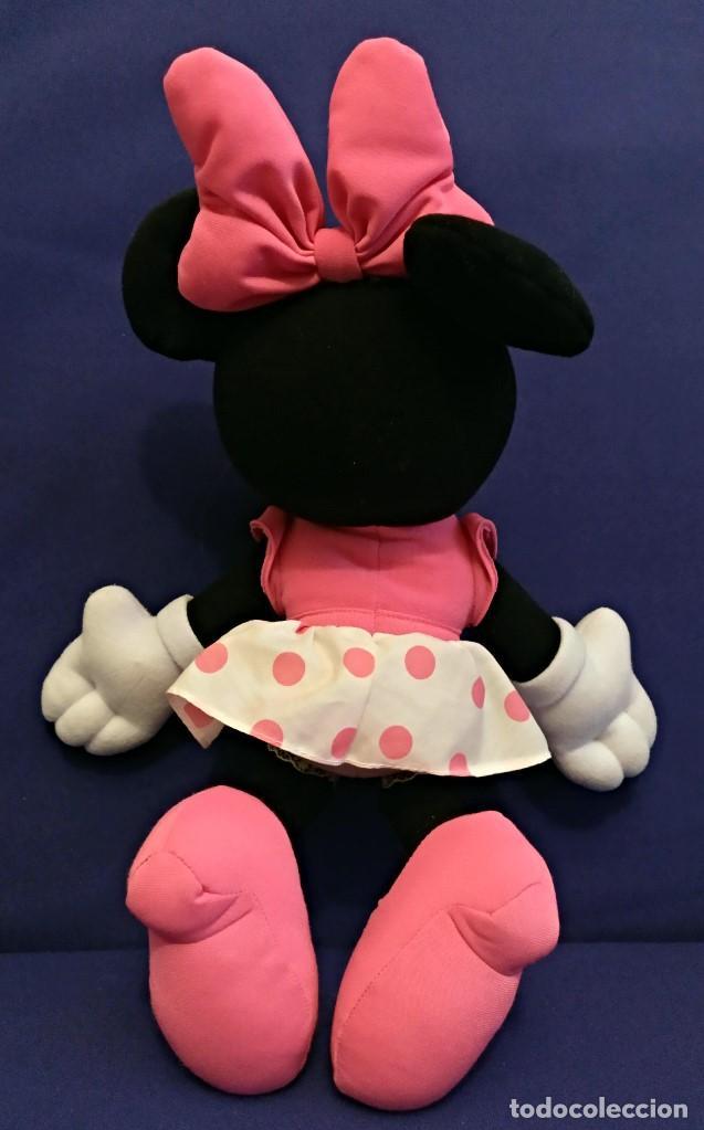 Muñecas Modernas: Lote de 4 muñecas Minnie de Disney,la mas grande mide 75 cm. - Foto 10 - 102080731