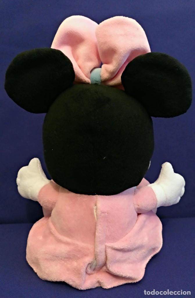 Muñecas Modernas: Lote de 4 muñecas Minnie de Disney,la mas grande mide 75 cm. - Foto 11 - 102080731