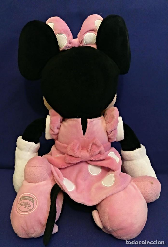 Muñecas Modernas: Lote de 4 muñecas Minnie de Disney,la mas grande mide 75 cm. - Foto 12 - 102080731