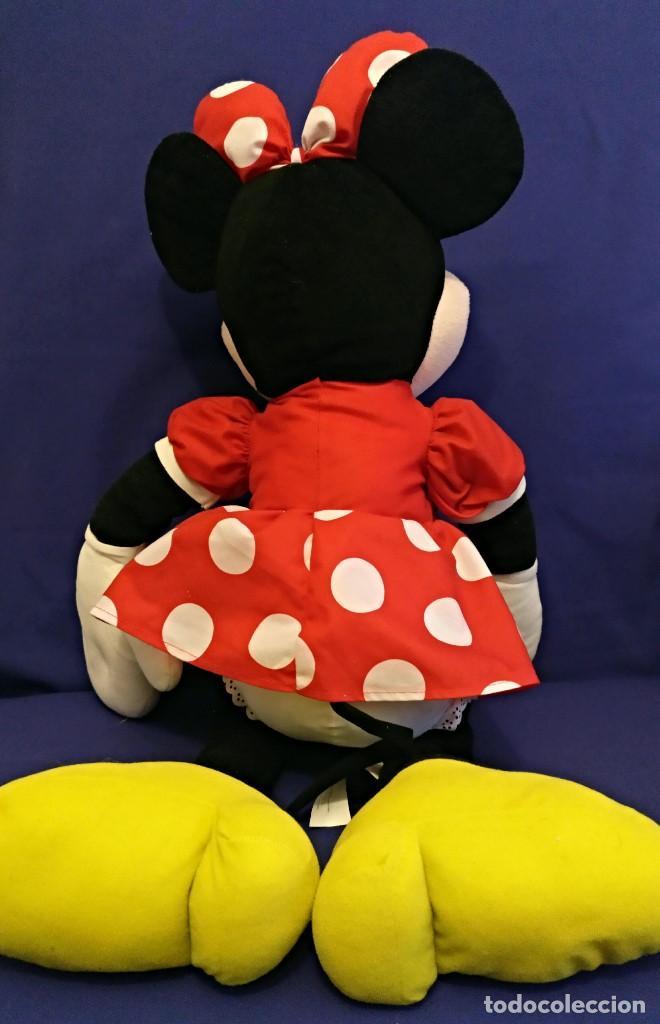 Muñecas Modernas: Lote de 4 muñecas Minnie de Disney,la mas grande mide 75 cm. - Foto 13 - 102080731