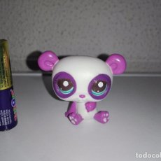 Muñecas Modernas: MUÑECO FIGURA OSO OSITO PANDA MASCOTA LITTLE PET SHOP LPS CPS. Lote 102250787