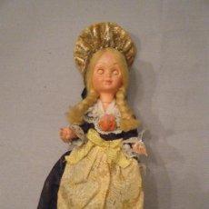Muñecas Modernas: ANTIGUA MUÑECA REGIONAL EUROPEA. OJOS DURMIENTES.. Lote 102437875