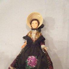 Muñecas Modernas: ANTIGUA MUÑECA DE TOULOUSE - FRANCIA. . Lote 102438031