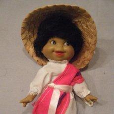 Muñecas Modernas: SIMPÁTICO MUÑECO MEXICANO. . Lote 102439379