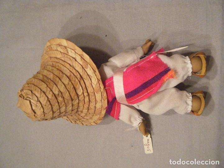 Muñecas Modernas: SIMPÁTICO MUÑECO MEXICANO. - Foto 2 - 102439379