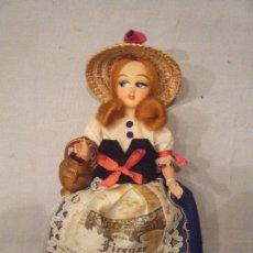 Muñecas Modernas: ANTIGUA MUÑECA DE FLORENCIA. AÑOS 70. Lote 102439751