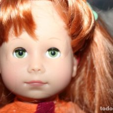 Muñecas Modernas: MUÑECA DE GOTZ PELIRROJA TIPO PAOLA REINA TIPO LESLY . Lote 103415075