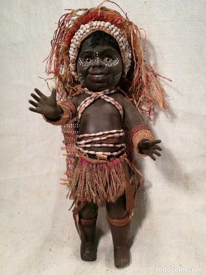 Muñecas Modernas: rara muñeca australiana 1 ER MODELO 1969 ...MATTI METTA --AUSTRALIA tamaño nancy - Foto 6 - 103528883