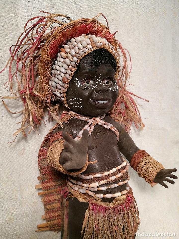 Muñecas Modernas: rara muñeca australiana 1 ER MODELO 1969 ...MATTI METTA --AUSTRALIA tamaño nancy - Foto 8 - 103528883