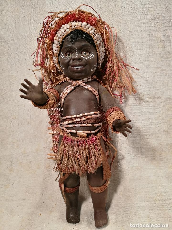 Muñecas Modernas: rara muñeca australiana 1 ER MODELO 1969 ...MATTI METTA --AUSTRALIA tamaño nancy - Foto 9 - 103528883