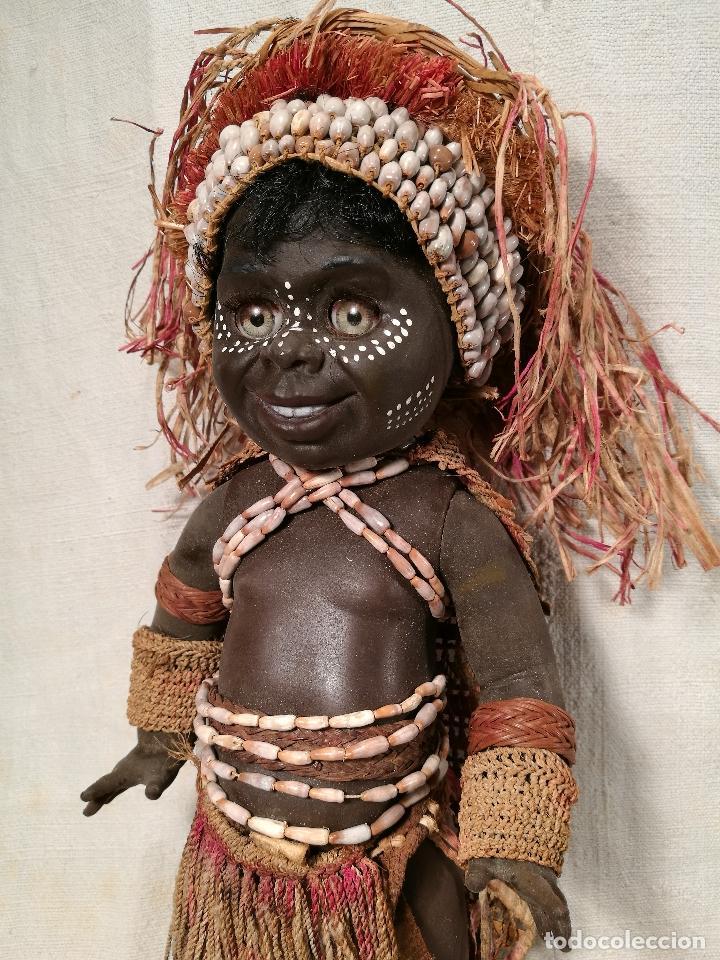 Muñecas Modernas: rara muñeca australiana 1 ER MODELO 1969 ...MATTI METTA --AUSTRALIA tamaño nancy - Foto 12 - 103528883