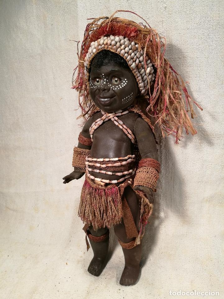 Muñecas Modernas: rara muñeca australiana 1 ER MODELO 1969 ...MATTI METTA --AUSTRALIA tamaño nancy - Foto 13 - 103528883