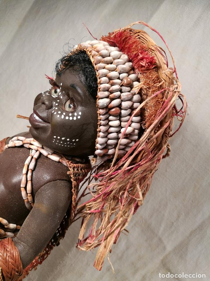 Muñecas Modernas: rara muñeca australiana 1 ER MODELO 1969 ...MATTI METTA --AUSTRALIA tamaño nancy - Foto 28 - 103528883