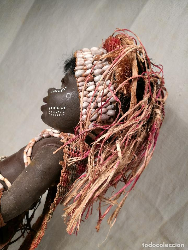 Muñecas Modernas: rara muñeca australiana 1 ER MODELO 1969 ...MATTI METTA --AUSTRALIA tamaño nancy - Foto 29 - 103528883
