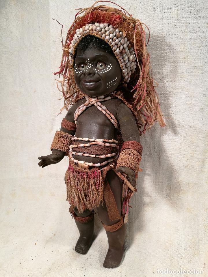 Muñecas Modernas: rara muñeca australiana 1 ER MODELO 1969 ...MATTI METTA --AUSTRALIA tamaño nancy - Foto 38 - 103528883