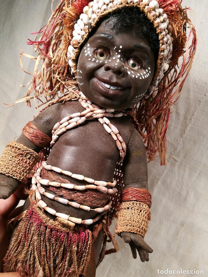 Muñecas Modernas: rara muñeca australiana 1 ER MODELO 1969 ...MATTI METTA --AUSTRALIA tamaño nancy - Foto 39 - 103528883