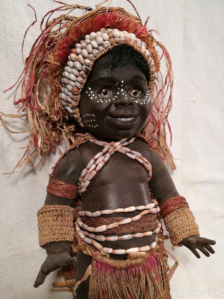 Muñecas Modernas: rara muñeca australiana 1 ER MODELO 1969 ...MATTI METTA --AUSTRALIA tamaño nancy - Foto 40 - 103528883