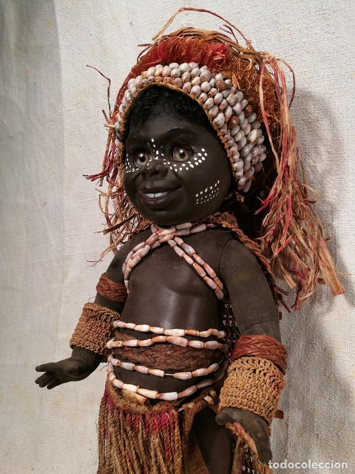 Muñecas Modernas: rara muñeca australiana 1 ER MODELO 1969 ...MATTI METTA --AUSTRALIA tamaño nancy - Foto 41 - 103528883