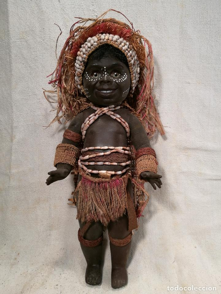 Muñecas Modernas: rara muñeca australiana 1 ER MODELO 1969 ...MATTI METTA --AUSTRALIA tamaño nancy - Foto 42 - 103528883