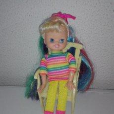 Muñecas Modernas: PRECIOSA MUÑECA HALLMARK 1996 RAINBOW BRITE PELO ARCO IRIS IC. Lote 103897003