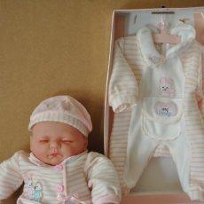 Muñecas Modernas: MUÑECO BABY TOLL REBORN TOYS 40 CM.. Lote 103993611