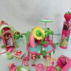 Muñecas Modernas: LOTE DE MUÑECA TARTA DE FRESA.. Lote 104374467