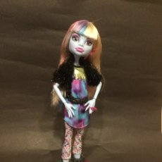 Muñecas Modernas: MONSTER HIGH ABBEY BOMINABLE IMPECABLE. Lote 105420079