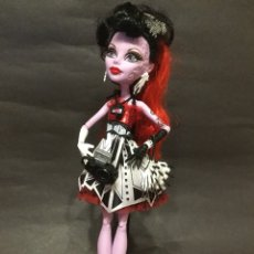 Muñecas Modernas: MONSTER HIGH OPERETTA IMPECABLE. Lote 105422136