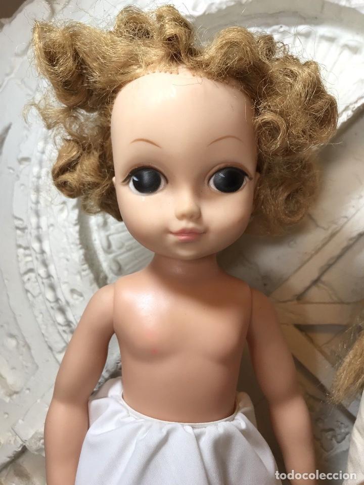Muñecas Modernas: Vintage 1965 Vogue Big Eyes LOVE ME LINDA lote 3 muñecas con cuerpo de vinilo Primera edición - Foto 2 - 105971579