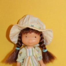 Muñecas Modernas: MUÑECA HOLLY HOBBIE KTC MADE HONG KONG - AÑOS 76. Lote 106016747
