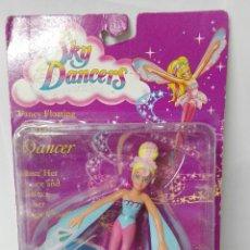 Muñecas Modernas: SKY DANCER MUÑECAS MUÑECA SKY DANCERS HADA MARIPOSA. Lote 106028134