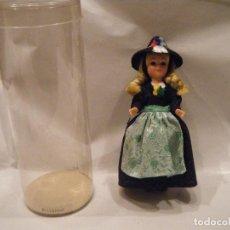 Muñecas Modernas: ANTIGUA MUÑECA DE ZILLERTAL - AUSTRIA AÑOS 80. Lote 107758023