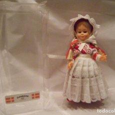 Muñecas Modernas: MUÑECA DE DINAMARCA EN SU CAJA. AÑOS 90. Lote 107758159