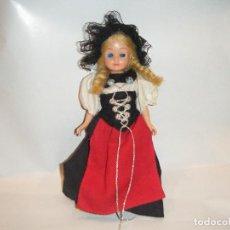 Muñecas Modernas: ANTIGUA MUÑECA DE LEICHESTEIN - ALEMANIA. AÑOS 80. Lote 107759011