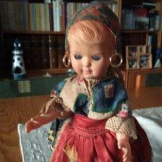 Muñecas Modernas: ANTIGUA MUÑECA DE NAZARE (PORTUGAL). Lote 108899343