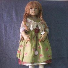 Muñecas Modernas: MUÑECA FIBI, DE LA ARTISTA ANNETTE HIMSTEDT. Lote 109160175
