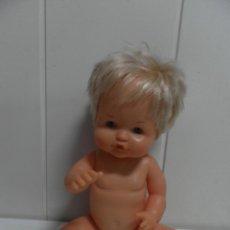 Muñecas Modernas: MUÑECO DE 40 CM , TIPO NENUCO, DESCONOZCO MARCA. Lote 110712511