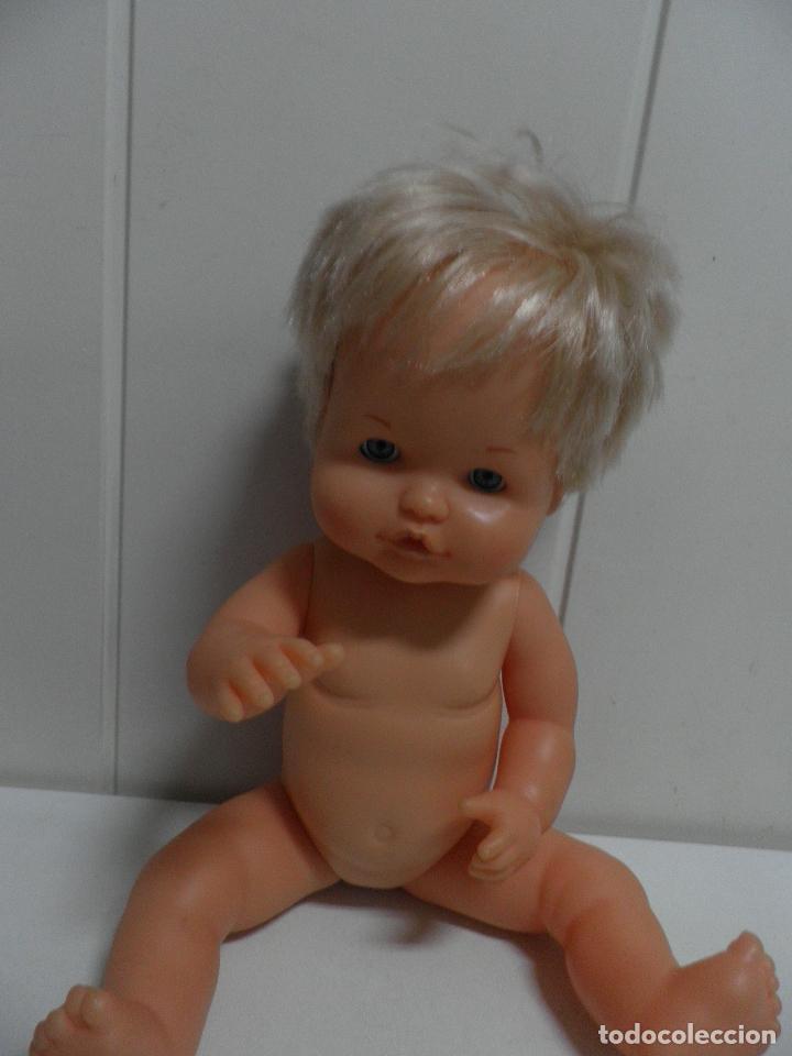 Muñecas Modernas: MUÑECO DE 40 CM , TIPO NENUCO, DESCONOZCO MARCA - Foto 2 - 110712511