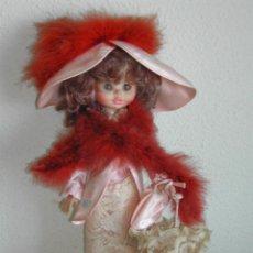 Muñecas Modernas: MUÑECA MANIQUÍ MARTA DAMINA DE FURGA, COMPRADA EN ITALIA.. Lote 110898195