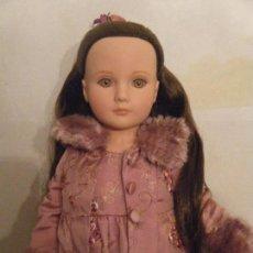 Muñecas Modernas: PRECIOSA MUÑECA EFFANBEE- GLORIA ANN - MODELO AT THE PLAZA DEL AÑO 2004.. Lote 111063611