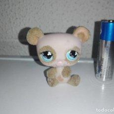 Muñecas Modernas: MUÑECO FIGURA OSO OSITO MASCOTA LITTLE PET SHOP LPS CPS. Lote 112132695