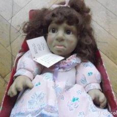 Muñecas Modernas: MUÑECA CHOLA TU COMPAÑERA. Lote 112161039