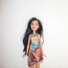 Muñecas Modernas: PRINCESA DISNEY ARTICULADA POCAHONTAS- HASBRO- NUEVA Y ORIGINAL Nº SERIE-B5828 70611 C-031G. Lote 112527371
