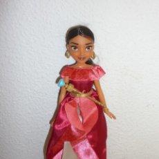 Muñecas Modernas: PRINCESA ARTICULADA DISNEY ELENA DE AVALOR- HASBRO- NUEVA Y ORIGINAL Nº SERIE-B7369 63081 A- C-078A. Lote 112528347