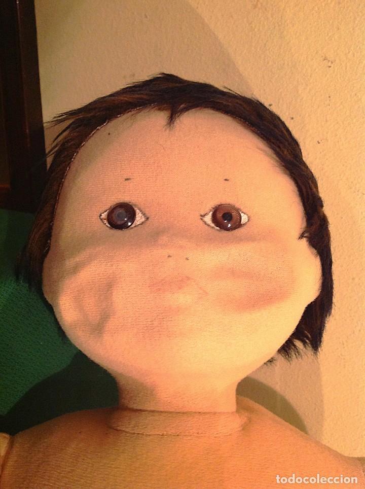 Muñecas Modernas: Muñeco maniquí infantil de trapo Medidas 73 Alto - Foto 4 - 112694679