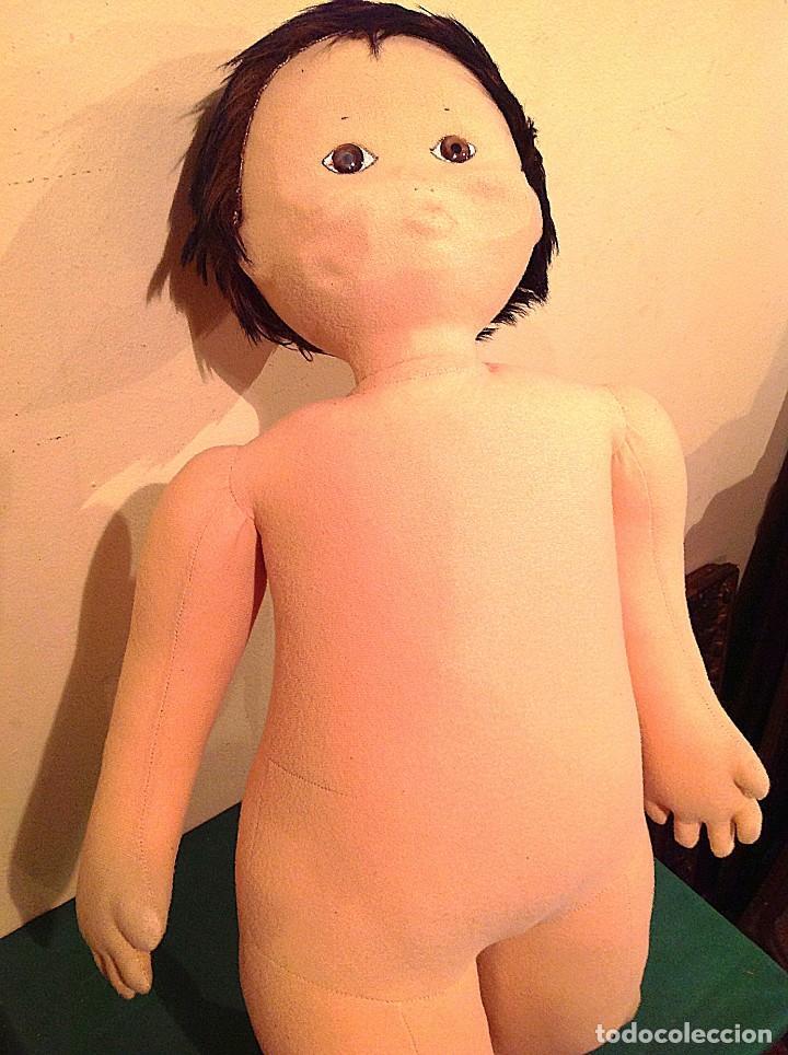 Muñecas Modernas: Muñeco maniquí infantil de trapo Medidas 73 Alto - Foto 5 - 112694679