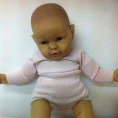 Muñecas Modernas: MUÑECO BEBÉ MINENE DE BERJUSA MUÑECO RECIEN NACIDO AÑOS 90 GRAN TAMAÑO. Lote 113154011