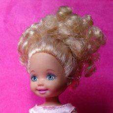 Muñecas Modernas: MUÑECA SHELLY KELLY MATTEL 1994 PELO RIZADO. Lote 113816035